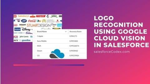 Logo Recognition SalesforceCodex.com